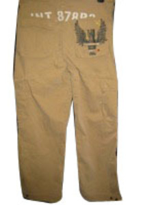 Joblot of 10 Kids Ringspun cargo pants