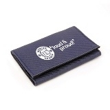 Wholesale job lot of 200 Mixed Blue Wallet 600D Polyester - BB0573BL