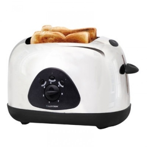 Clearance parcel of 24 x Toasters 2 Slice 700w- Polished Steel - E2015SS