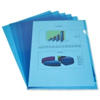 One Off Joblot Of 900 A4 Cut Flush Blue Folders From QConnect KF01486