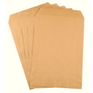 One Off Joblot Of 2250 General Manilla envelopes C4 115gsm From QConnect KF3461
