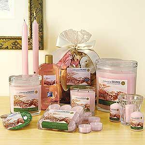 COLONY GIFT CORPORATION CLEARANCE STOCK INCLUDES CANDLES, TEA LIGHTS, PILLAR..