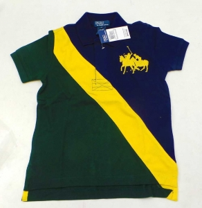 Joblot of 10 Boys Ralph Lauren Polo Shirts